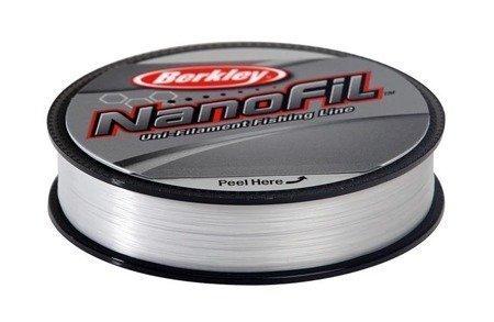 Berkley Nanofil 0.28 125m Nebel-Transparent  20,126kg