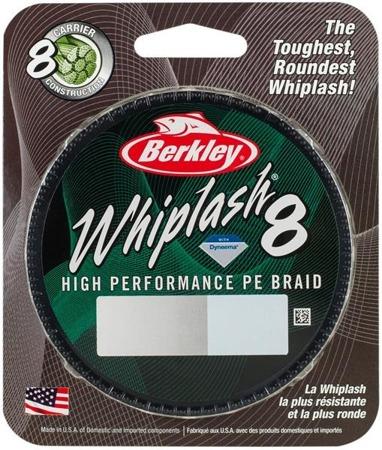 Berkley Plecionka Whiplash 8 150m 0.14 Crystal