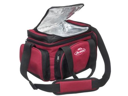 Berkley Torba Wędkarska System Bag Red-Black + 4 Boxes L