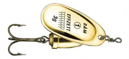 Obrotówka Effzett Executor Gold 4g
