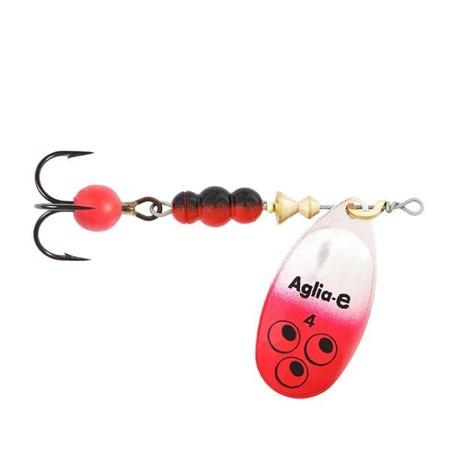 Obrotówka Mepps Aglia -e Czerwona 4