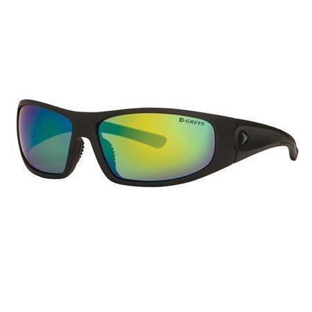 Okulary Przeciwsłoneczne Greys G1 Kolor Matt Carbon/Green Mirror
