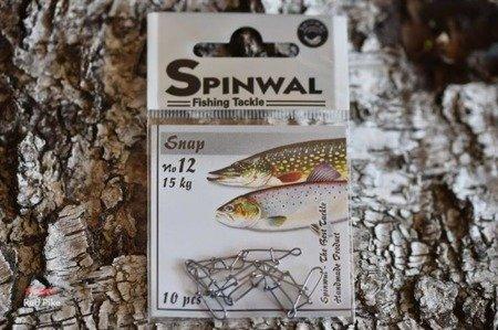 Spinwal Agrafka 12 - 15 kg 10szt