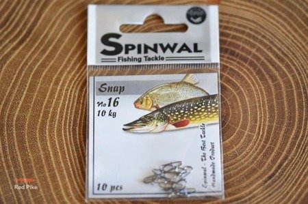 Spinwal Agrafka 16 - 10 kg 10szt